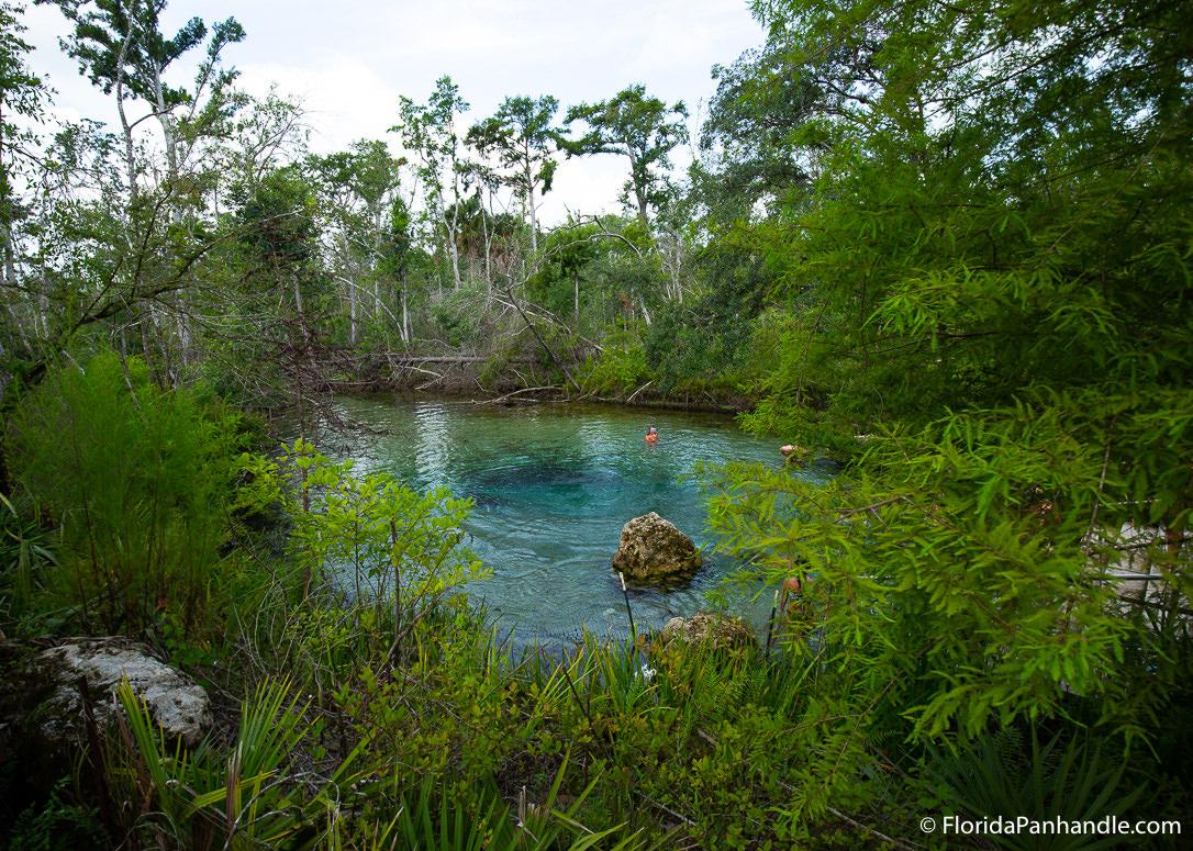 Panama City Beach Things To Do - Williford Spring - Original Photo