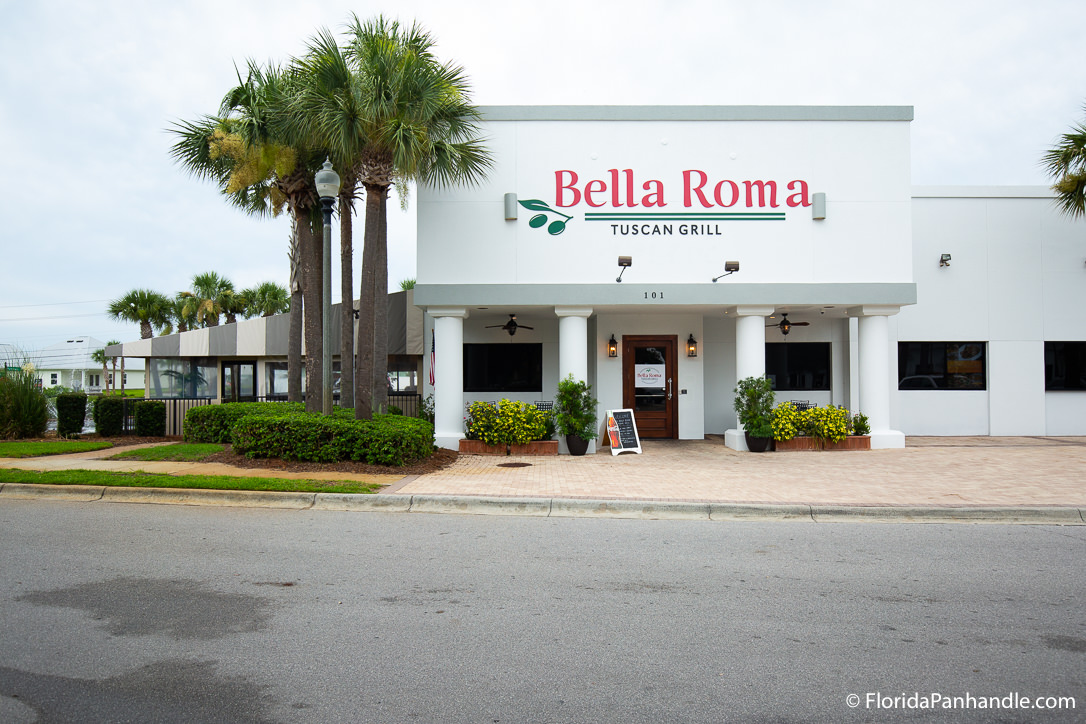 Panama City Beach Restaurants - Bella Roma Tuscan Grill - Original Photo