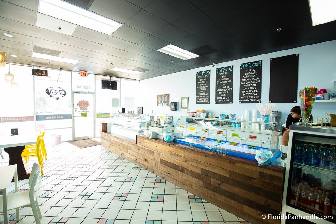 Panama City Beach Restaurants - Chuy's Gourmet Pops and More - Original Photo