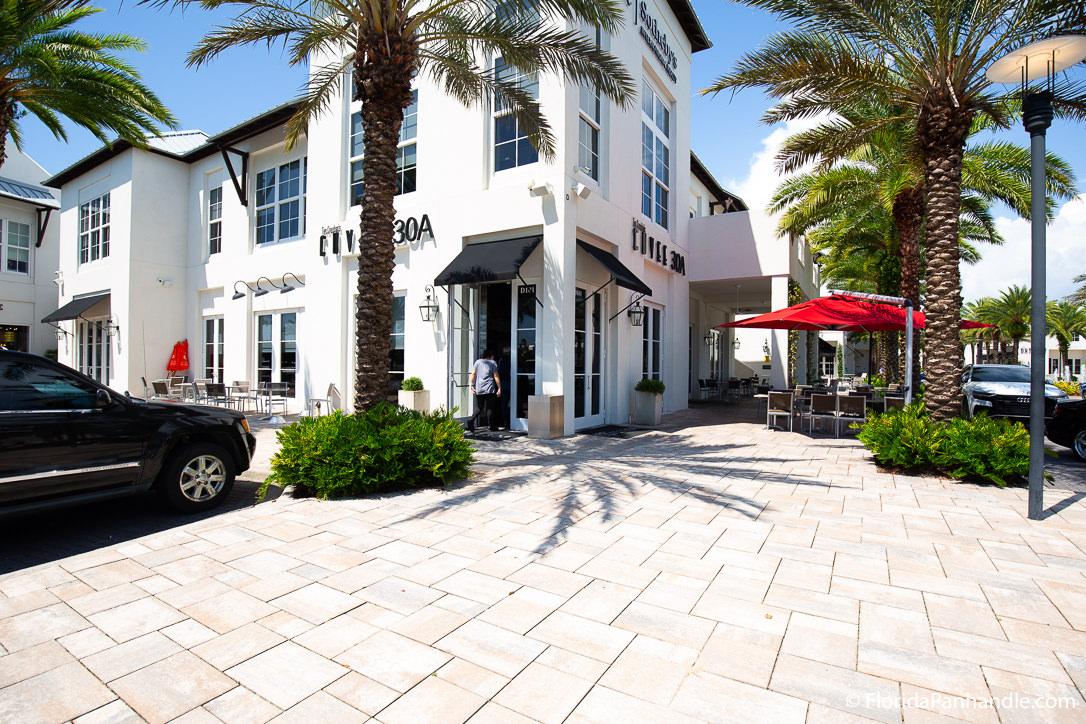 Panama City Beach Restaurants - Cuvee 30A - Original Photo