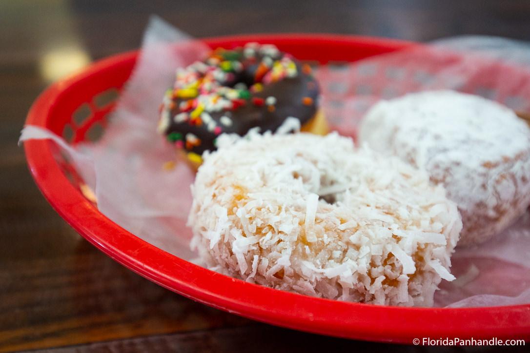 Panama City Beach Restaurants - Donut Hole - Original Photo