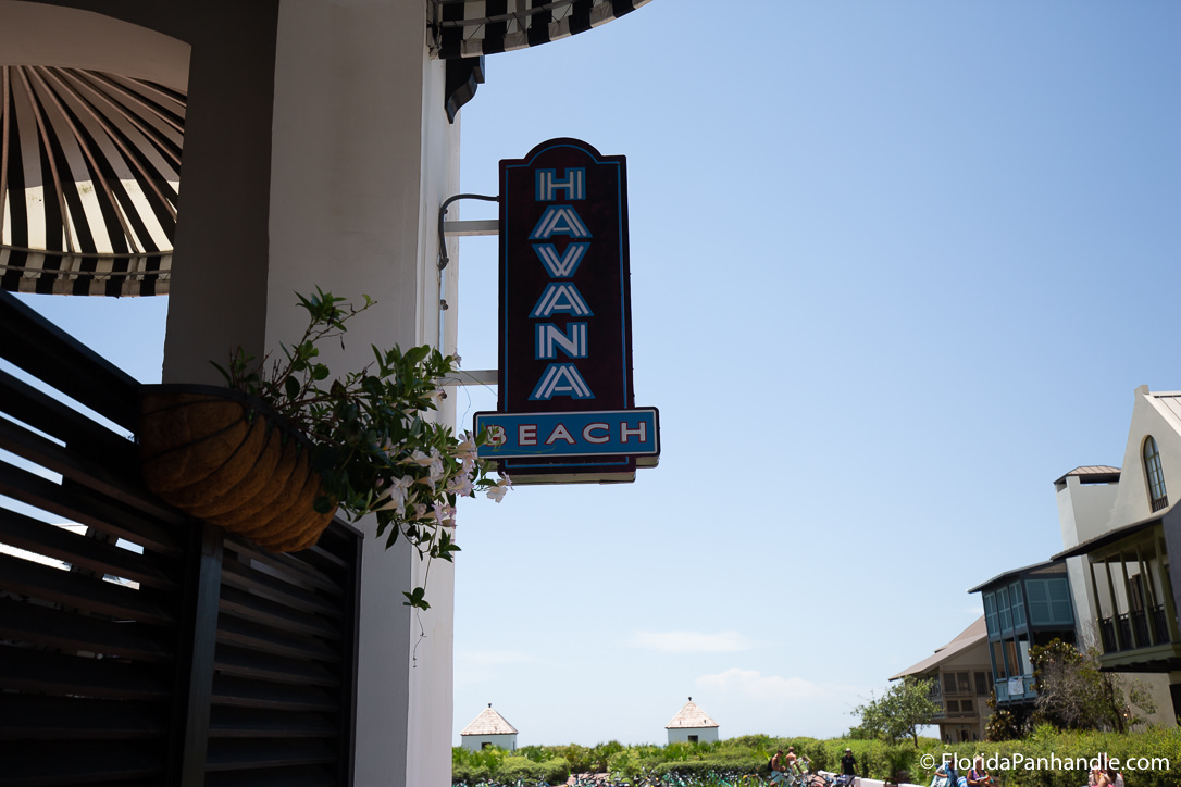 Panama City Beach Restaurants - Havana Beach Bar and Grill - Original Photo