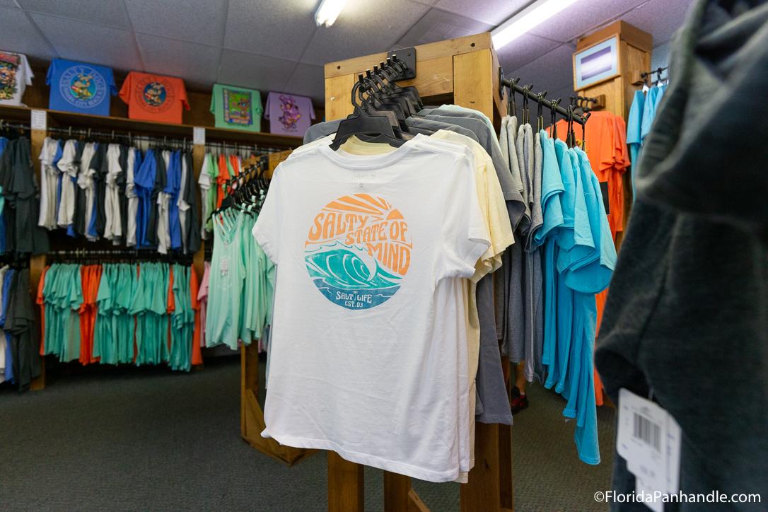 Panama City Beach Things To Do - Salty Dog Surf Shop - Original Photo