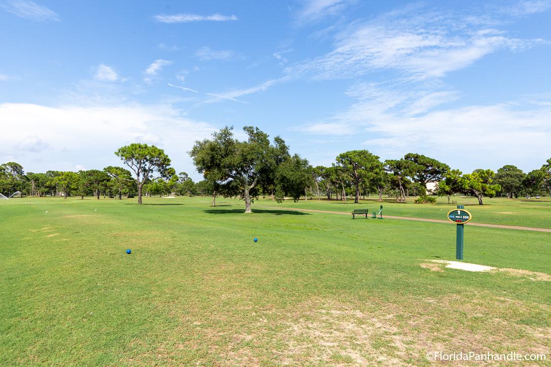 Panama City Beach Things To Do - Signal Hill Golf Course - Original Photo
