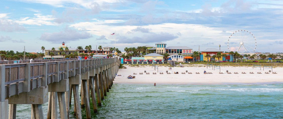 """Panama City Beach Weather: What to Expect Month-by-Month on the """"World's Most Beautiful Beaches"""""""