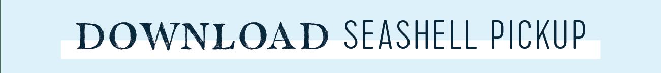 download seashell pickup button
