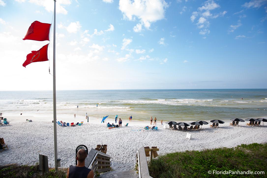 30A Things To Do - Blue Mountain Beach - Original Photo