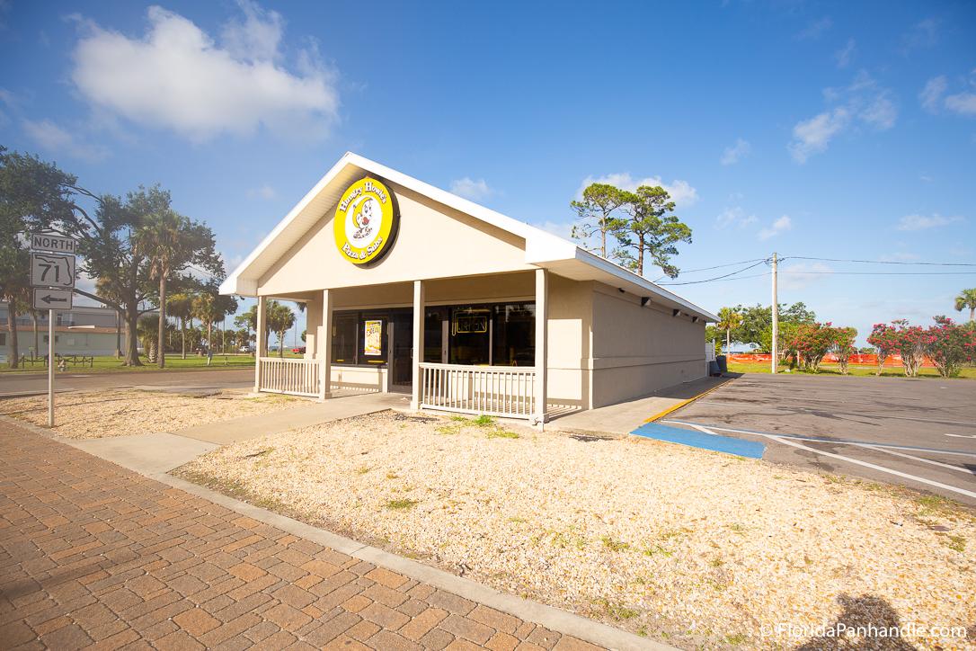 Cape San Blas Restaurants - Howie's - Original Photo