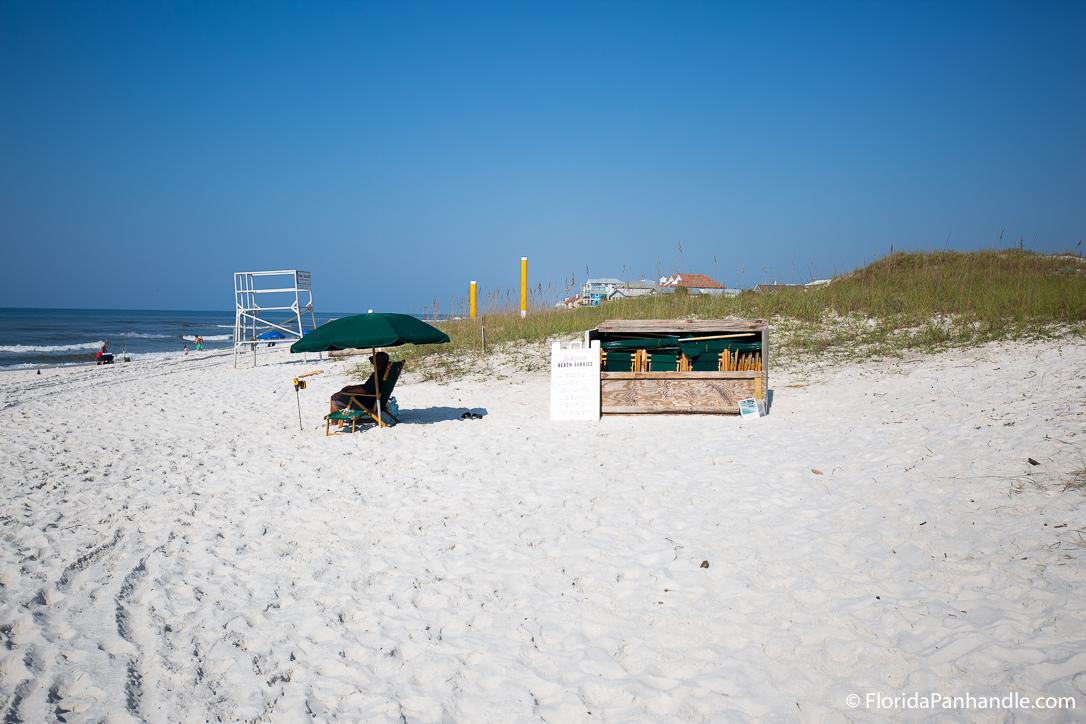 30A Things To Do - Shoreline Beach Service - Original Photo