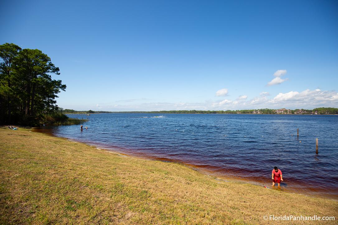 30A Things To Do - Lake Powell Park - Original Photo