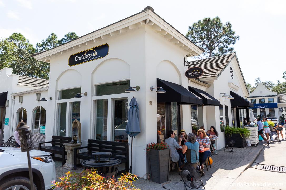30A Restaurants - Crackings - Original Photo