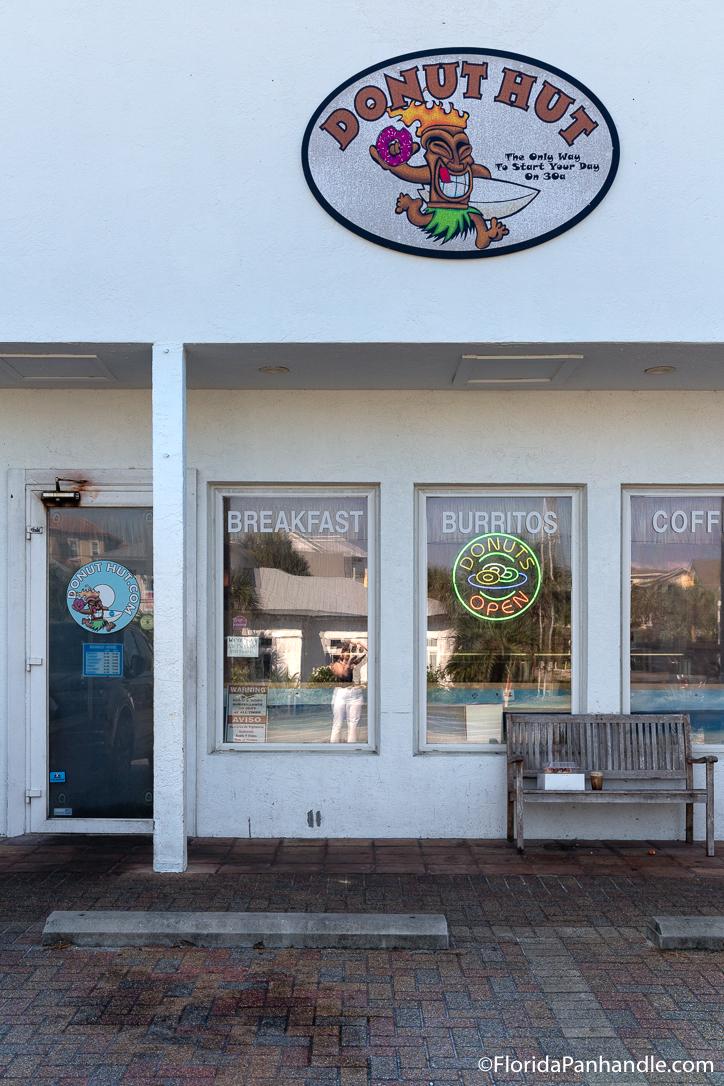 30A Restaurants - Donut Hut - Original Photo