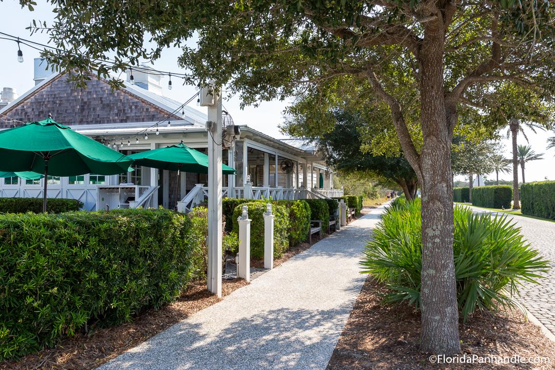 30A Restaurants - George's at Alys Beach - Original Photo