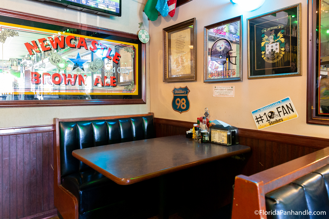 30A Restaurants - Johnny McTighe's Irish Pub - Original Photo
