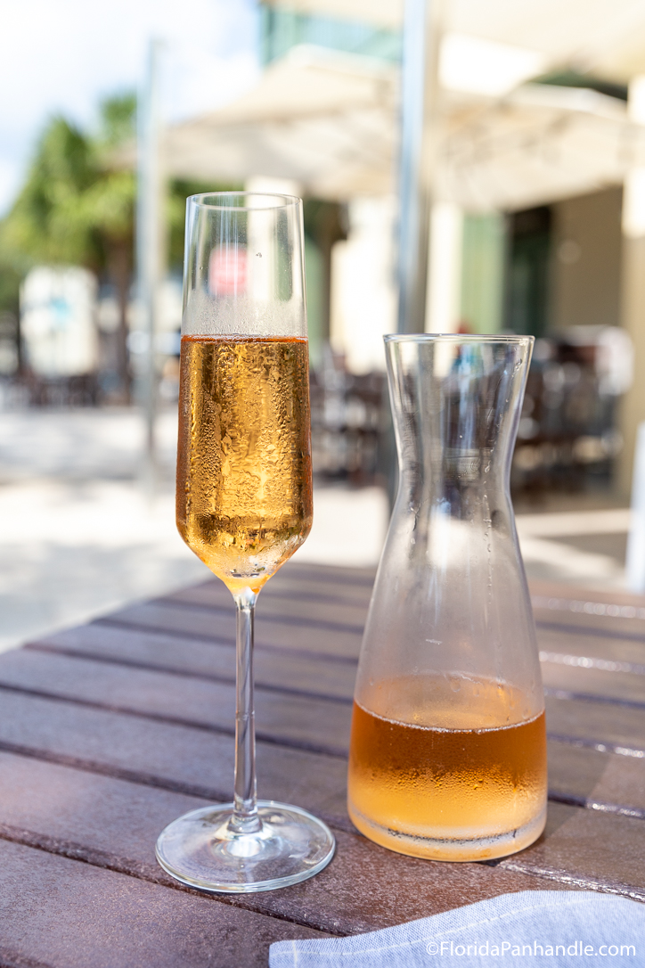 30A Restaurants - The Wine Bar – Watercolor - Original Photo