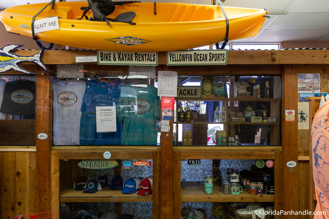 30A Things To Do - Yellowfin Ocean Sports - Original Photo