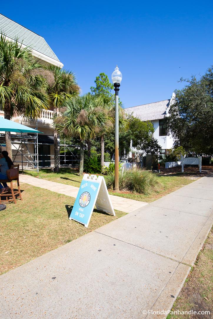 30A Restaurants - Beach & Brew on 30A - Original Photo