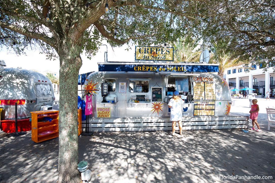 30A Restaurants - Crepes du Soleil - Original Photo