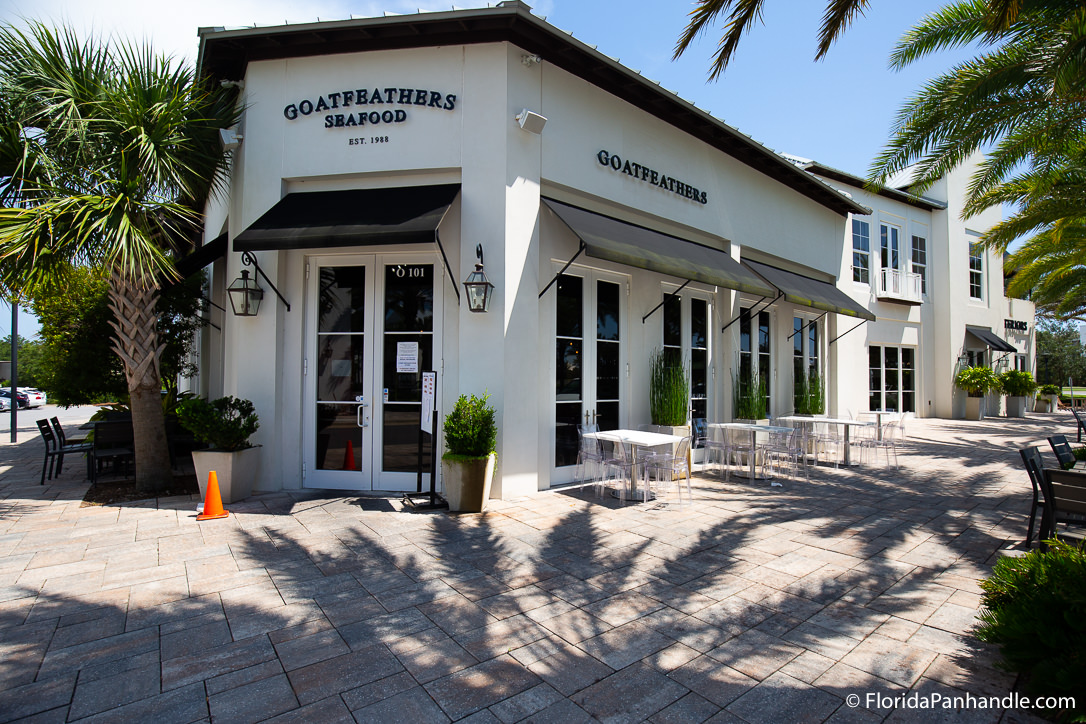 30A Restaurants - Goatfeathers at 30Avenue - Original Photo