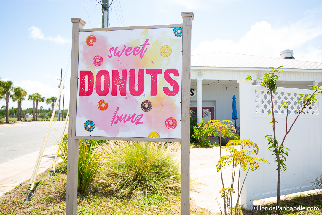 Cape San Blas Restaurants - Sweet Bunz - Original Photo