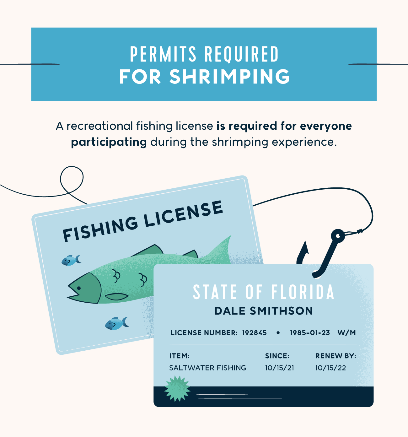 permits required for shrimping